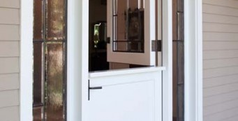 Dutch Door Construction by Orange County Finish Carpenter