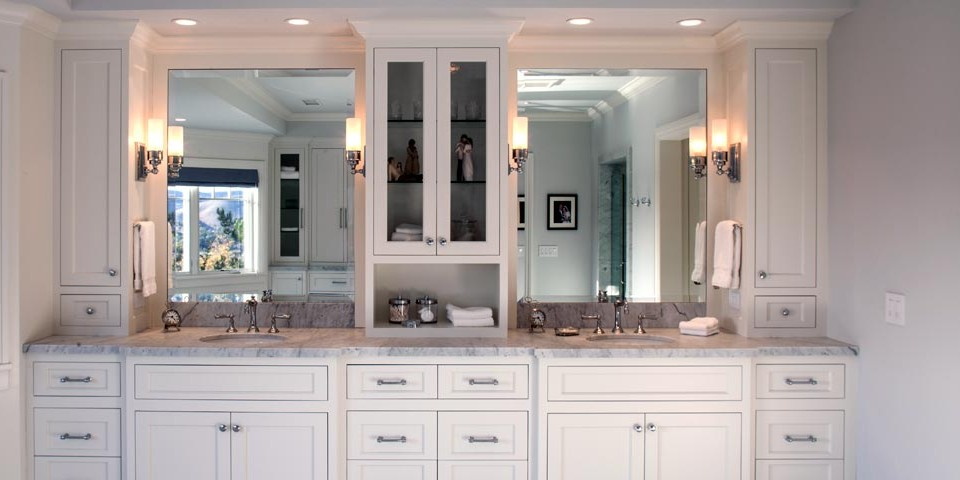 Custom Vanities and Bathroom Cabinetry