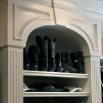 Custom Closet Design for Estate Homes