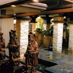 Windows and Patios with an Oriental, Asian, Far East Design